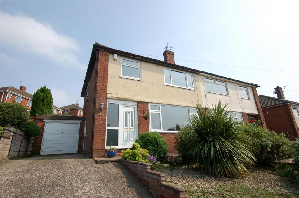 3 Bedrooms Semi Detached House for sale in Gill Bank Road, Kidsgrove