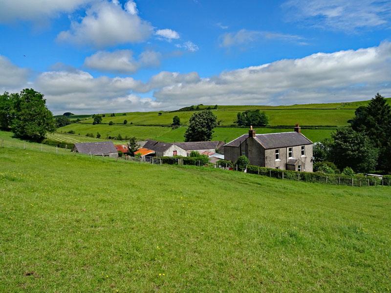 4 Bedrooms Detached House for sale in Townhead of Glengaber, Dunscore, Dumfries, Dumfries Galloway DG2 0JQ