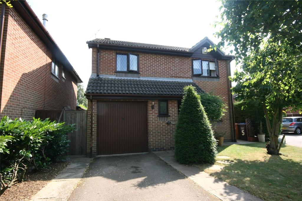 4 Bedrooms Detached House for sale in Chelveston, Welwyn Garden City, Hertfordshire