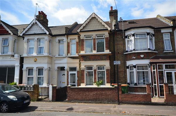 3 Bedrooms Terraced House for sale in Katherine Road, East Ham