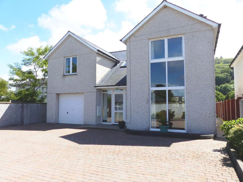 4 Bedrooms House for sale in 1 Nant Road, Harlech, LL46