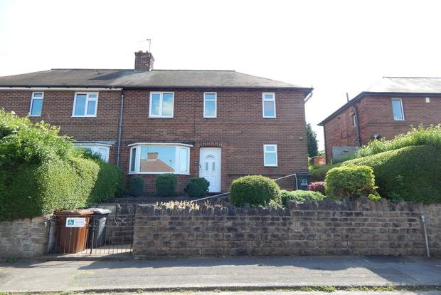 3 Bedrooms Semi Detached House for sale in Burlington Road, Carlton, Nottingham, NG4