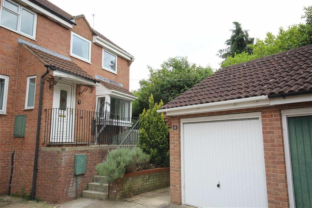 3 Bedrooms End Of Terrace House for sale in Gupshill Close, Tewkesbury, Gloucestershire