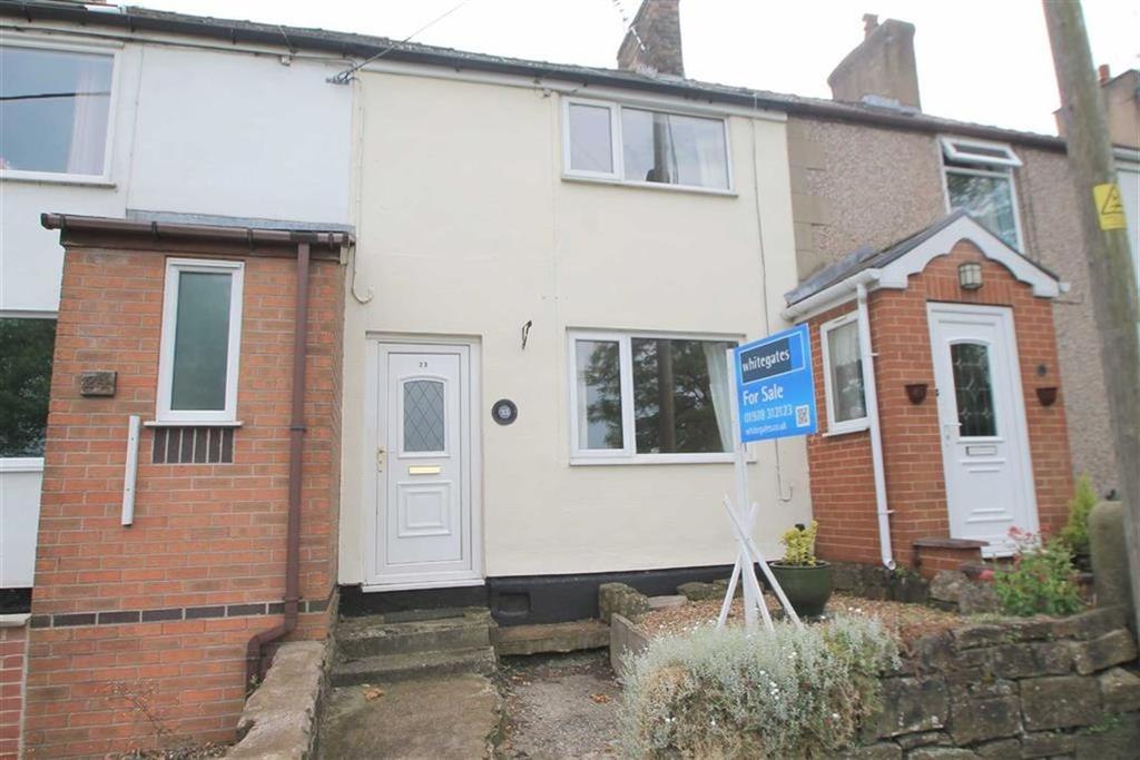 2 Bedrooms Terraced House for sale in Talwrn Road, Coedpoeth, Wrexham