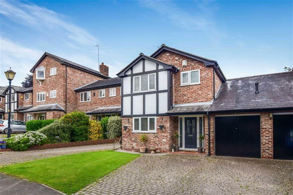 3 Bedrooms Detached House for sale in Ash Grove, Bowdon, Cheshire, WA14