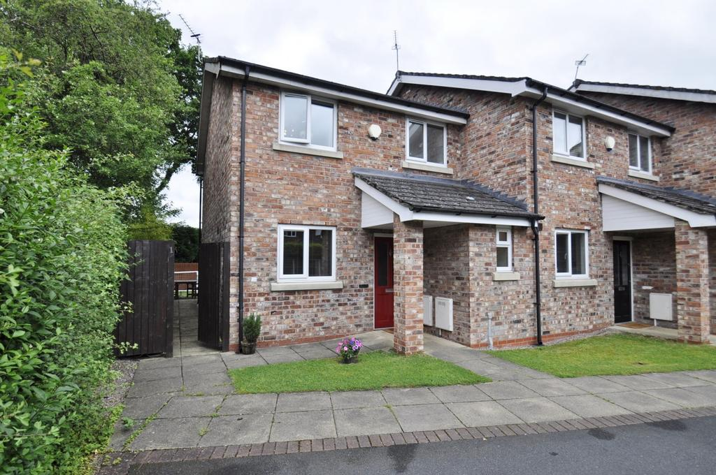 3 Bedrooms Mews House for sale in Ashdown Close, Cheadle Hulme
