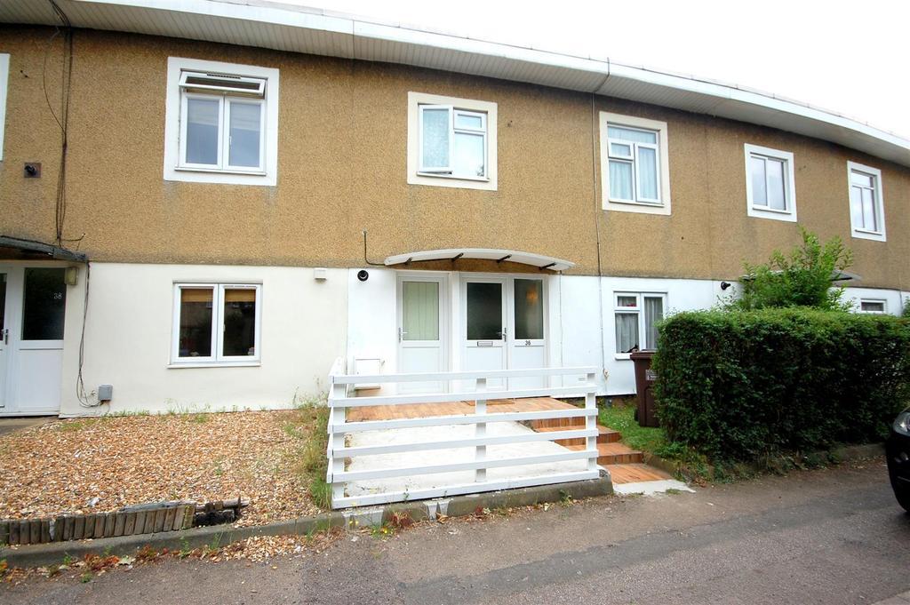 3 Bedrooms Terraced House for sale in Furzen Crescent, Hatfield