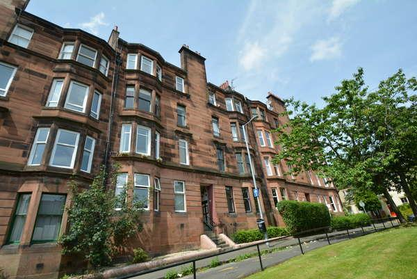 1 Bedroom Flat for sale in 2/2, 45 Apsley Street, Partick, Glasgow, G11 7SN