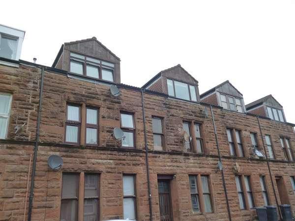 1 Bedroom Flat for sale in 7C Kelvin Street, Largs, KA30 9BD