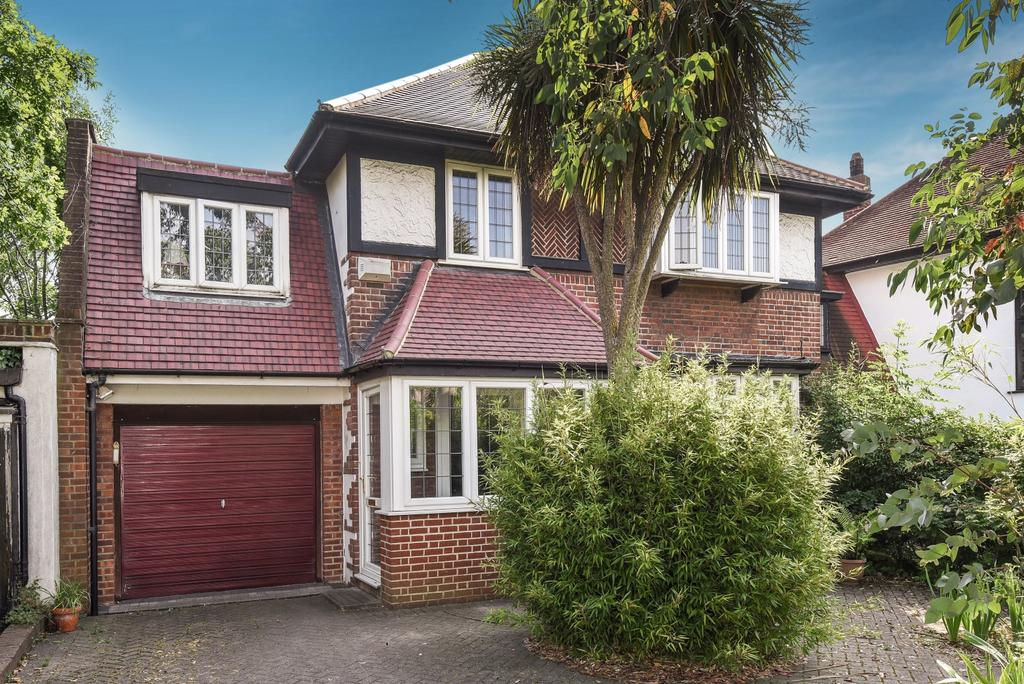 5 Bedrooms Detached House for sale in Cedarhurst Drive Eltham SE9