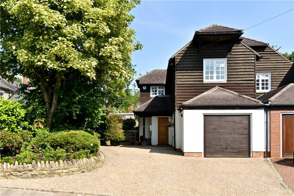 4 Bedrooms Link Detached House for sale in Main Street, Cosgrove, Milton Keynes, Northamptonshire