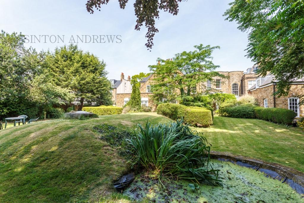 1 Bedroom Apartment Flat for sale in St Raphael's House, Mattock Lane, Ealing, W5