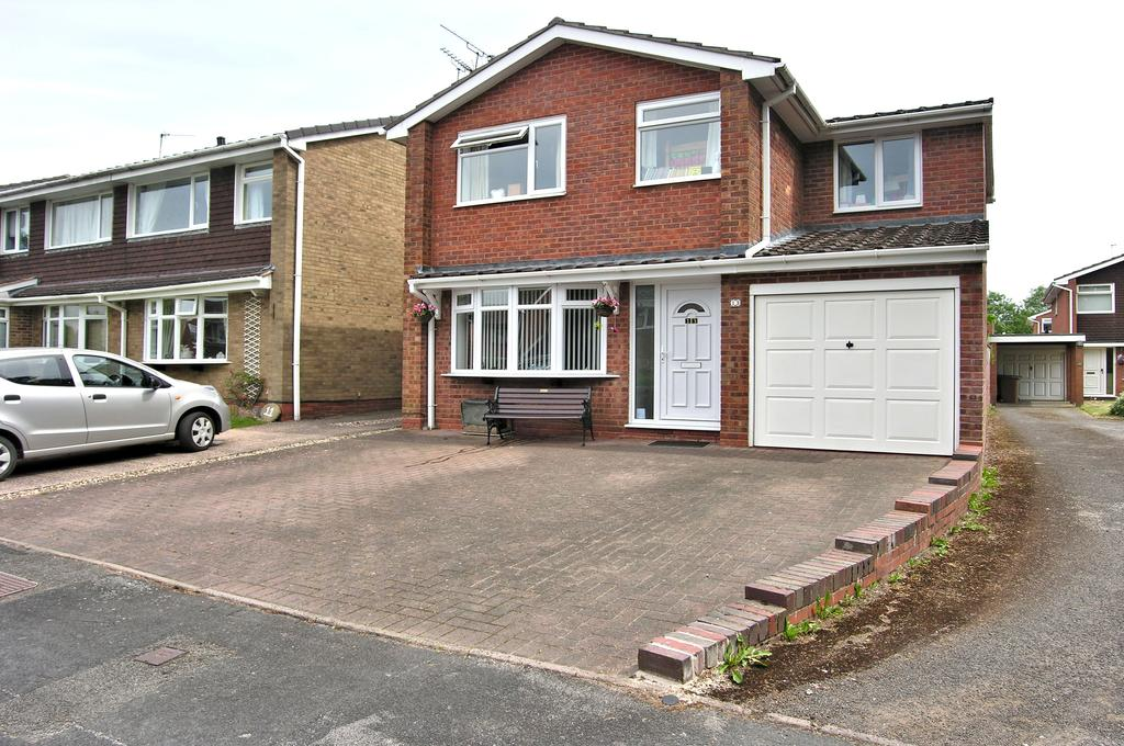 4 Bedrooms Detached House for sale in SPINNEYFIELDS, WILDWOOD, STAFFORD ST17