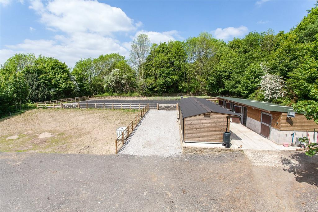 Equestrian Facility Character Property for sale in Windmill Lane, Kerridge, Macclesfield, Cheshire, SK10