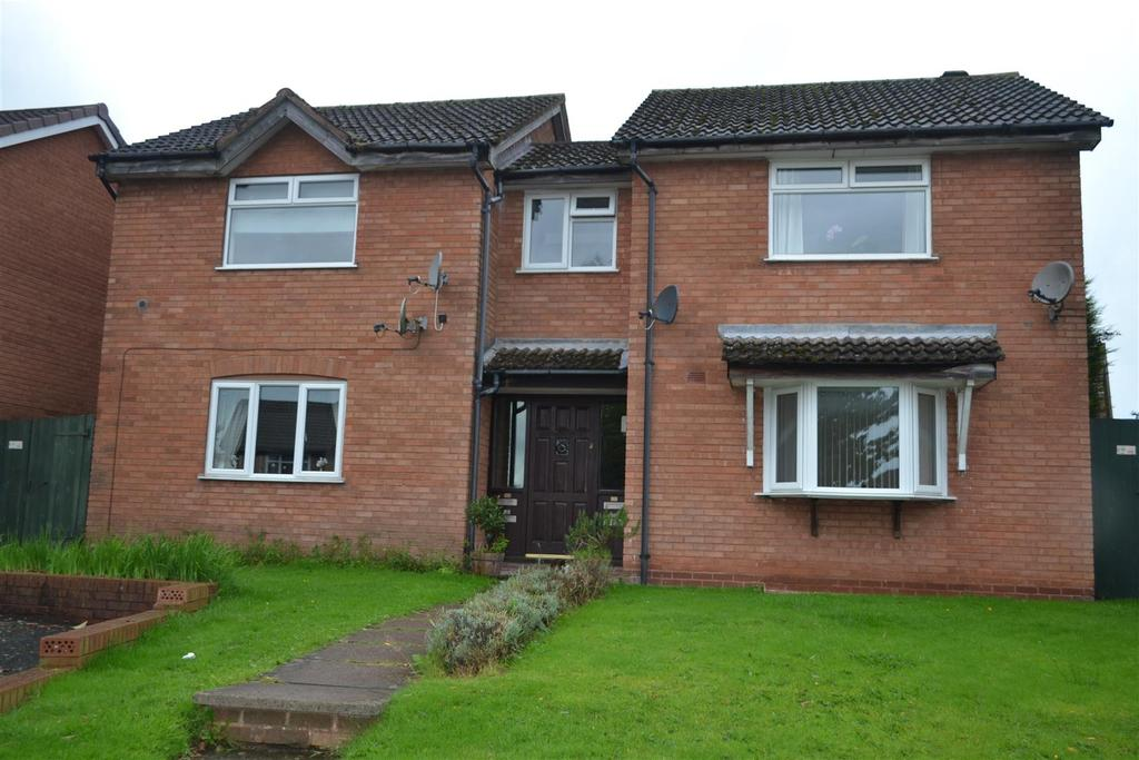 1 Bedroom Apartment Flat for sale in Bond Way, Hednesford, Cannock