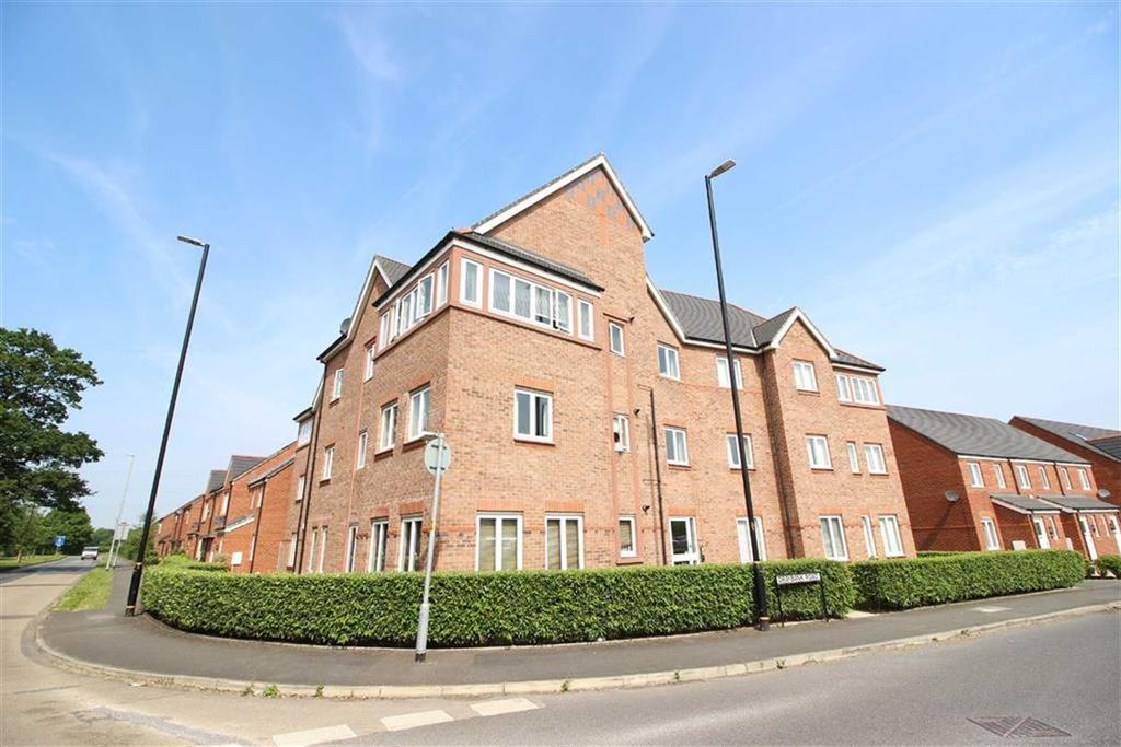 2 Bedrooms Apartment Flat for sale in 1 Draybank Road, Broadheath