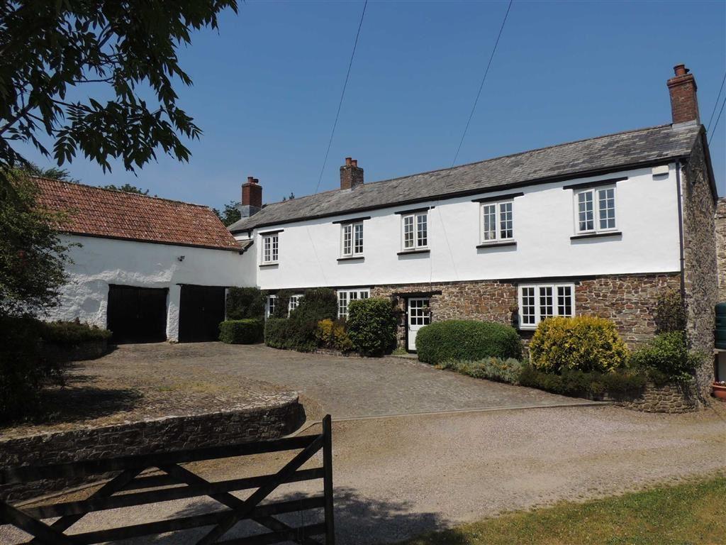 5 Bedrooms Detached House for sale in Harracott, Barnstaple, Devon, EX31