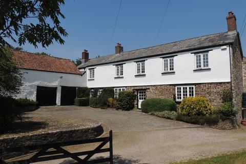 5 bedroom detached house for sale - Harracott, Barnstaple, Devon, EX31