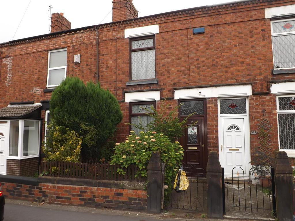 2 Bedrooms Terraced House for sale in Nutgrove Road, St. Helens