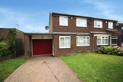 3 bedroom semi-detached house for sale - Warbeck Close, Newcastle Upon Tyne