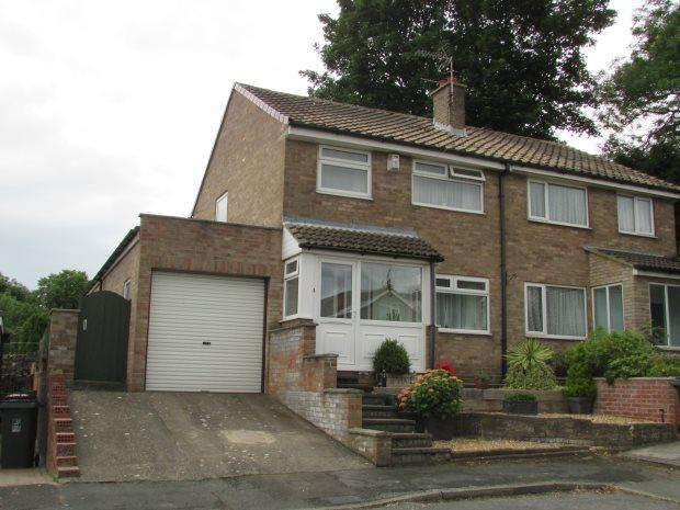 3 Bedrooms Semi Detached House for sale in VOLTIGUER DRIVE, HART VILLAGE, HARTLEPOOL