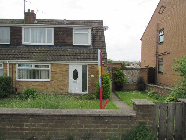 3 Bedrooms Semi Detached House for sale in BELLE VUE WAY, STOCKTON ROAD, HARTLEPOOL