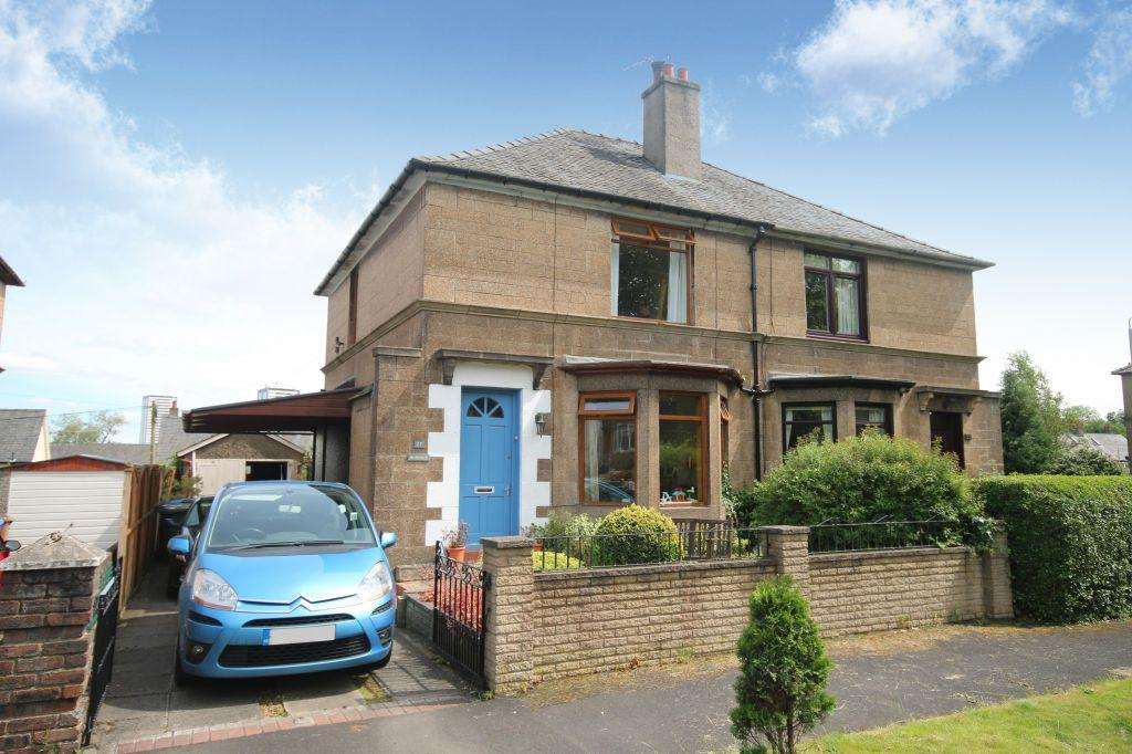 2 Bedrooms Villa House for sale in 27 Lindsay Place, Kelvindale, Glasgow, G12 0HU