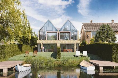 4 bedroom semi-detached house for sale - Lakeside, Oxford, Oxfordshire