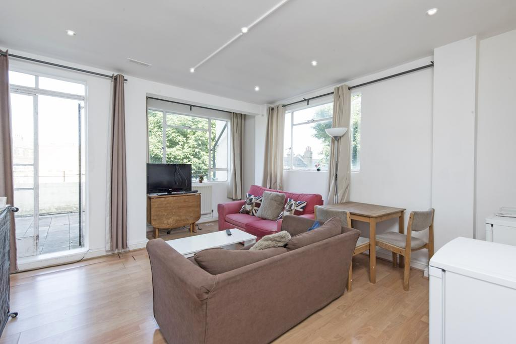3 Bedrooms Flat for sale in Nightingale Lane, SW12