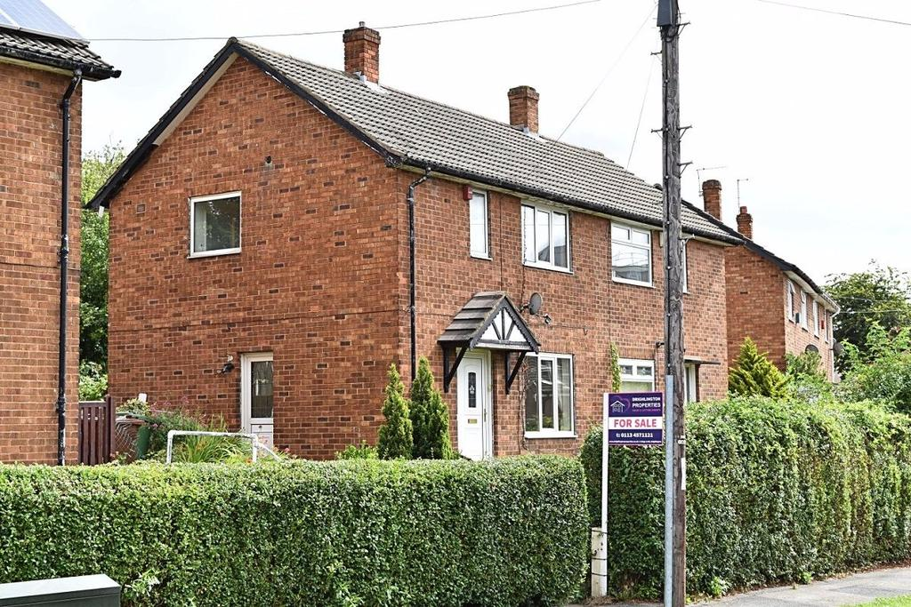 3 Bedrooms Semi Detached House for sale in Farrow Road, Leeds