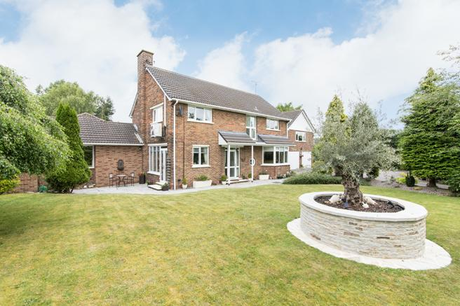4 Bedrooms Detached House for sale in 234 Main Street, Calverton, Nottinghamshire NG14 6LU