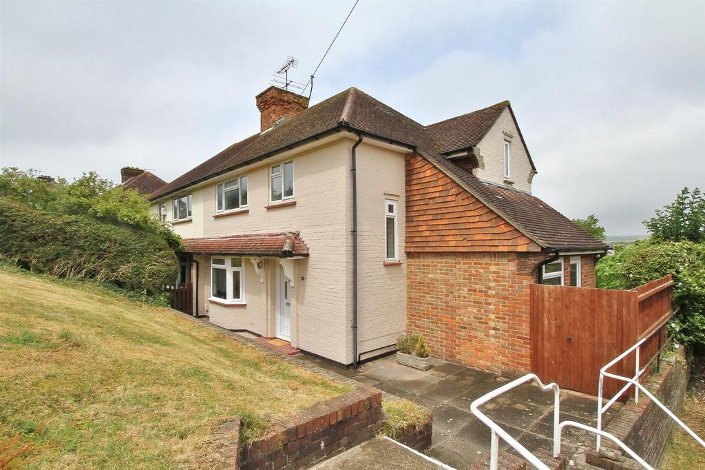 3 Bedrooms Semi Detached House for sale in Crabtree Avenue