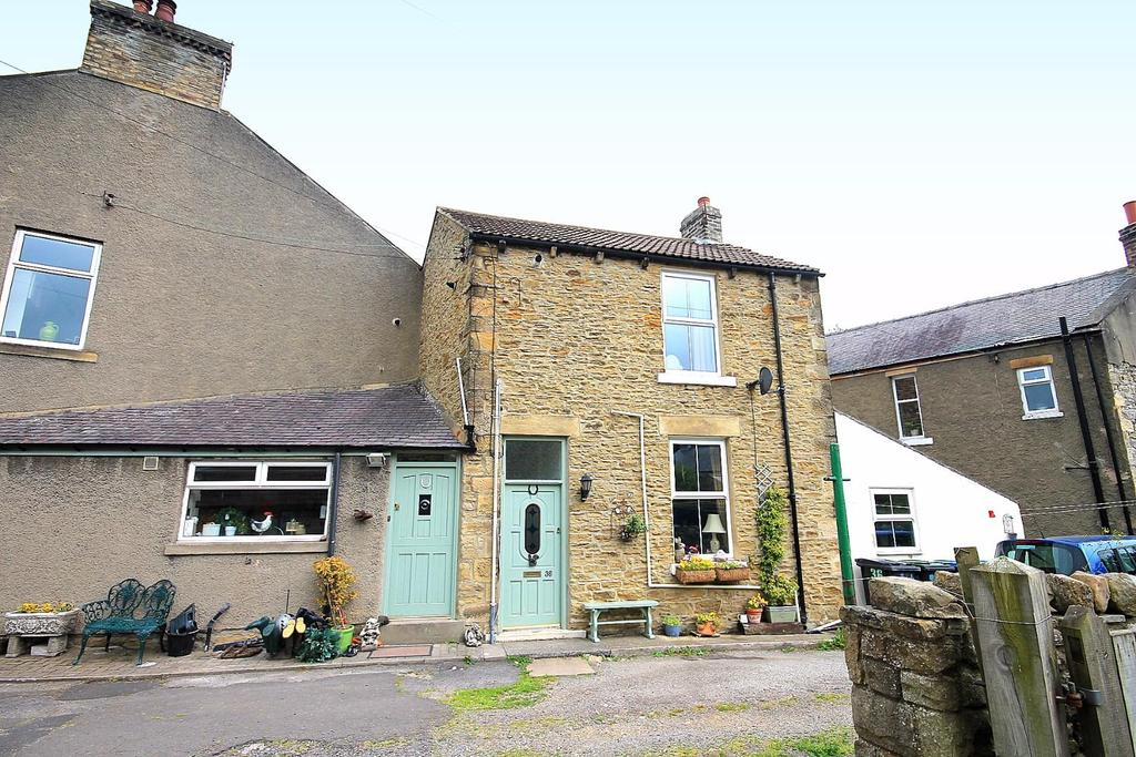 1 Bedroom Terraced House for sale in East End, Wolsingham, Bishop Auckland