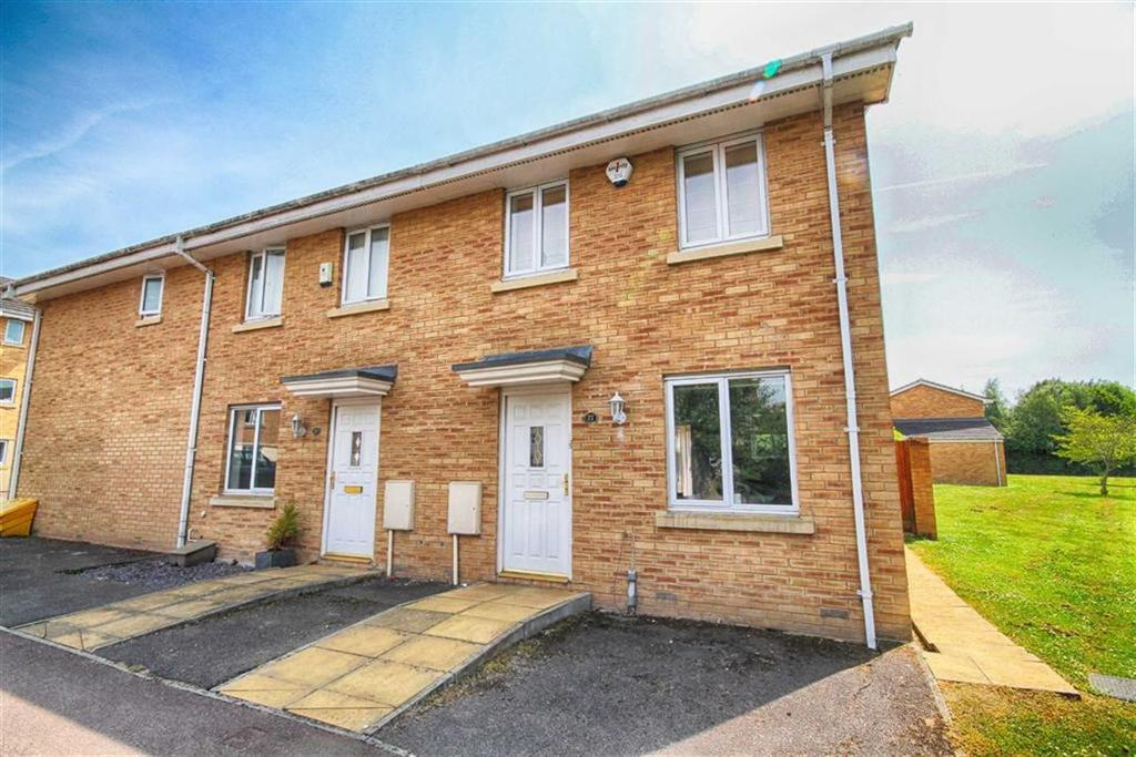 2 Bedrooms End Of Terrace House for sale in Lloyd Close, Cheltenham, GL51