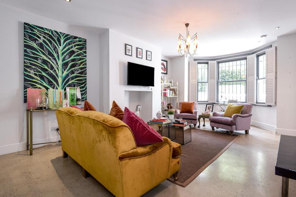 2 Bedrooms Flat for sale in Sinclair Road, Brook Green