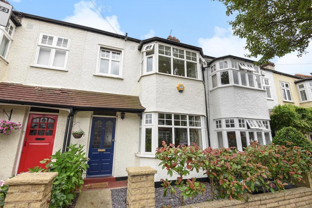 4 Bedrooms Terraced House for sale in Balgowan Road, Beckenham, BR3