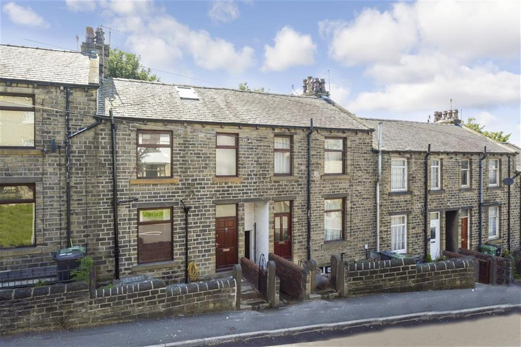 2 Bedrooms Terraced House for sale in Almondbury Bank, Huddersfield, HD5