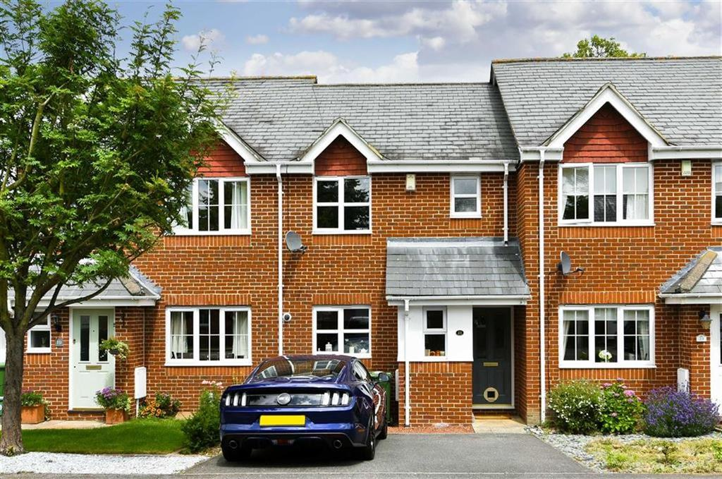 2 Bedrooms Terraced House for sale in Manor Crescent, Epsom, Surrey