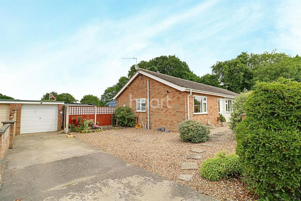 2 Bedrooms Bungalow for sale in Beccles