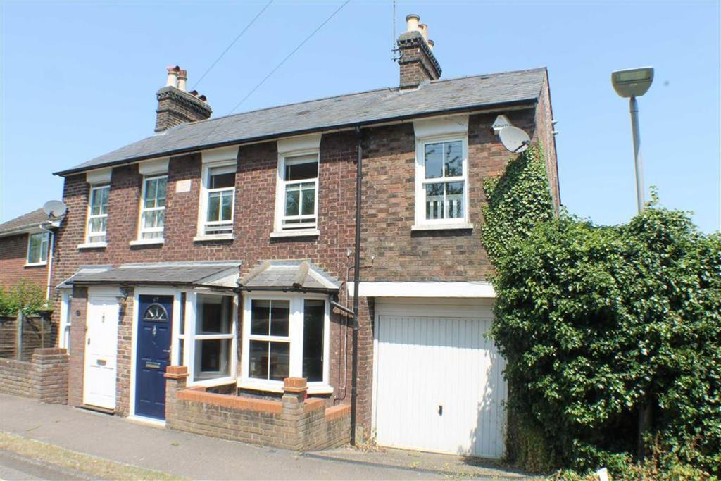 3 Bedrooms Semi Detached House for sale in Marford Road, St Albans, Hertfordshire, AL4