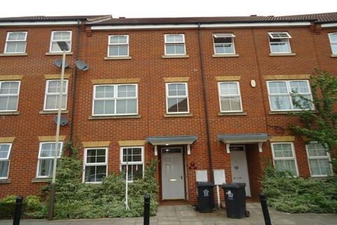 4 bedroom townhouse for sale - Larchmont Road, Leicester, LE4