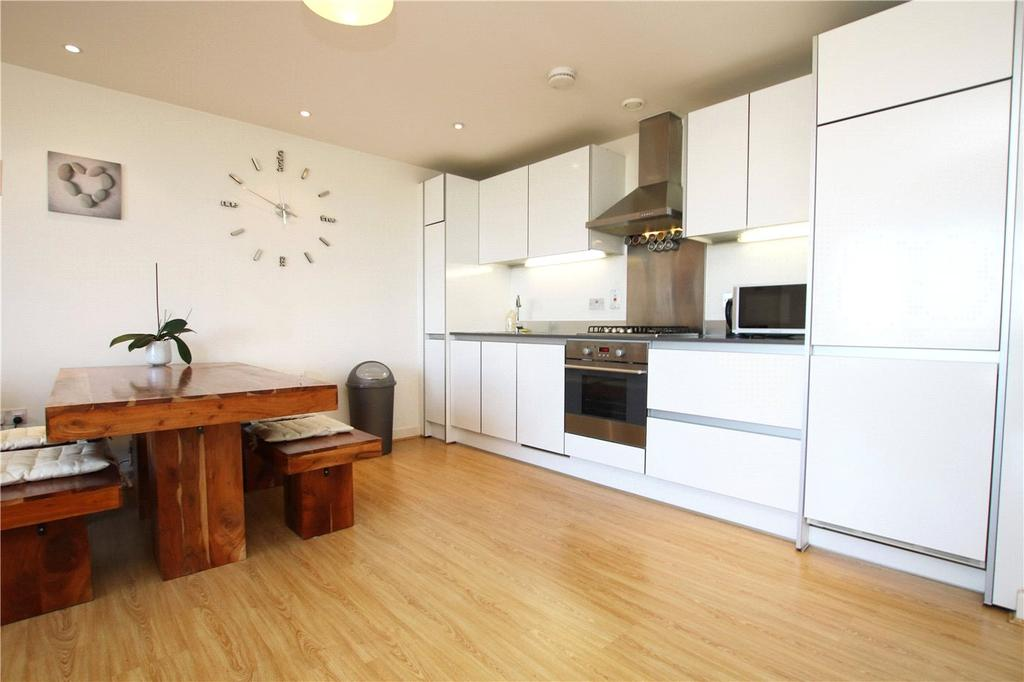 1 Bedroom Flat for sale in Hermitage, Chatham Street, Reading, Berkshire, RG1