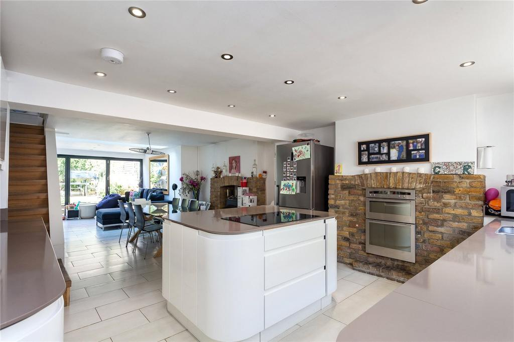3 Bedrooms Terraced House for sale in Frome Street, London, N1