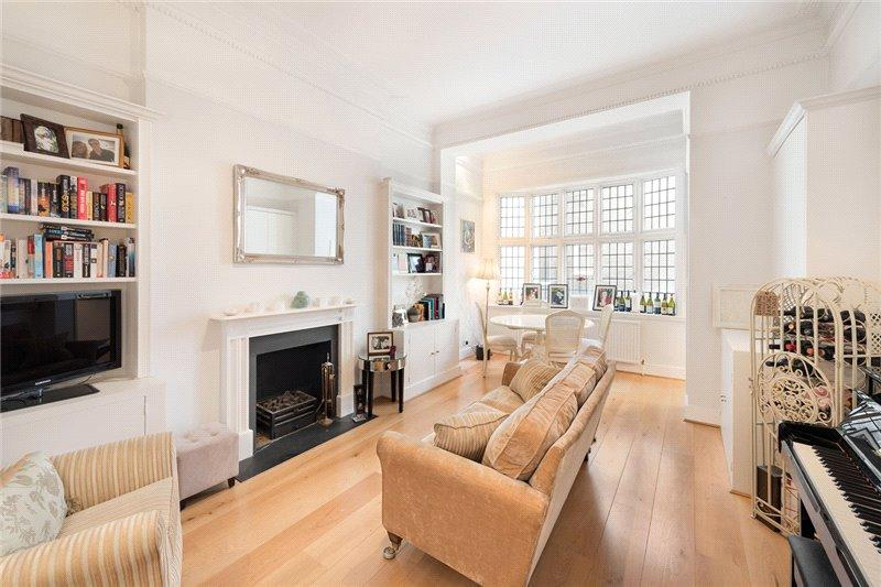 2 Bedrooms Flat for sale in Brechin Place, South Kensington, London, SW7