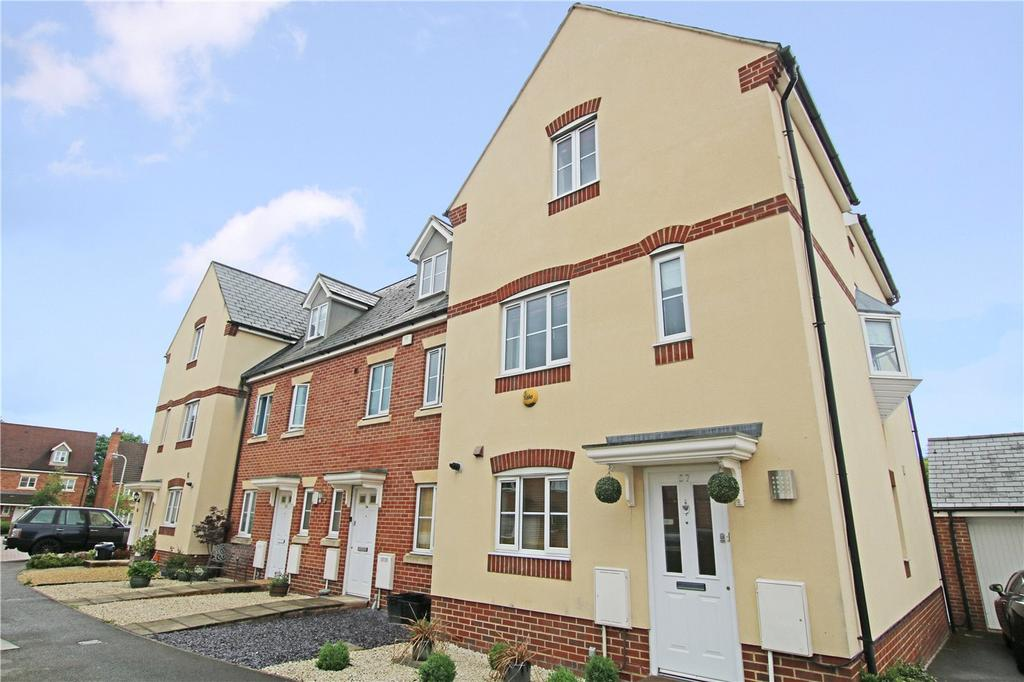 4 Bedrooms End Of Terrace House for rent in Gloucester Avenue, Shinfield, Reading, Berkshire, RG2