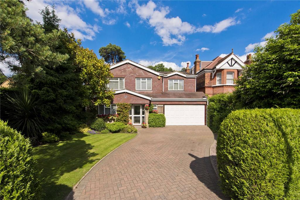 6 Bedrooms Detached House for sale in St. Marys Road, Weybridge, Surrey, KT13