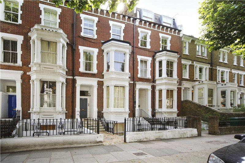 2 Bedrooms Flat for sale in Hammersmith Grove, Brackenbury Village, London, W6