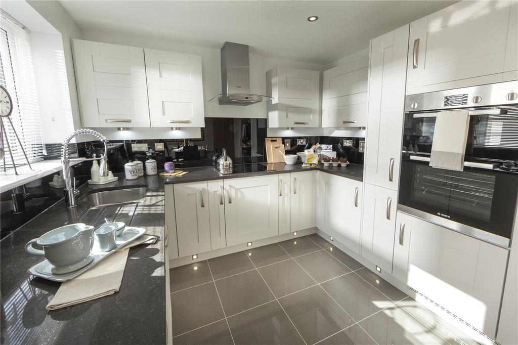 3 Bedrooms Semi Detached House for sale in Plot 44 Firs Park, Eversley Road, Norwich, NR6