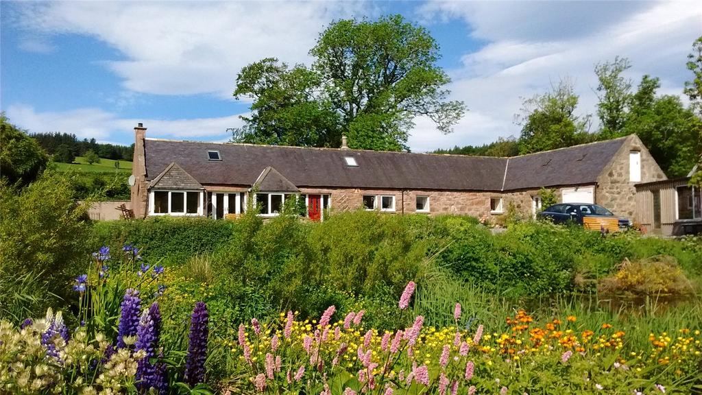 4 Bedrooms Equestrian Facility Character Property for sale in Woolmill, Mill Of Craigivar, Near Alford, Aberdeenshire, AB33