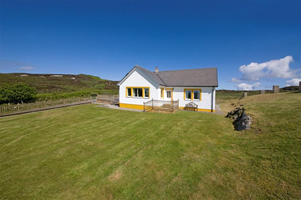 4 Bedrooms Detached House for sale in Ceol Na Mara, Arinagour, Isle of Coll, Argyll and Bute, PA78